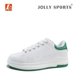 Nouvelle carte occasionnel blanc Skate Chaussures femmes