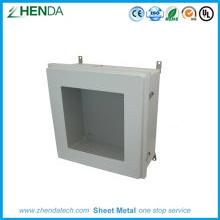 La precisión de fabricación de lámina metálica personalizada caso eléctrico
