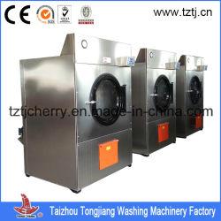 304 스테인리스 Steel Steam 또는 Electrical/LPG Industrial Commercial Gas Clothes Tumbler Dryer (SWA801-15/SWA801-150)