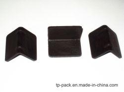 O plástico protetor de borda nas correias de fixação para o produto/ Carton/ Proteção de borda de paletes
