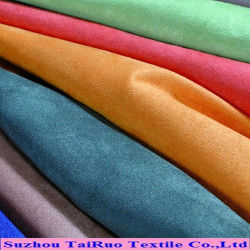Cloth Fabric를 위한 Waterproof를 가진 마이크로 Leather Suede