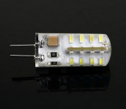 Ampoule LED G4 1,2 W 12V AC/DC LED SMD 3528 G4 Non-Dimmable