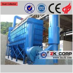 Collettore di polveri della pianta del cemento del filtro a sacco per estrazione mineraria
