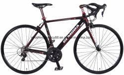 Blocco per grafici della lega di RC700sk806 700c che corre bicicletta con il manubrio della fibra del carbonio