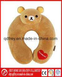 Hot Sale Soft ours en peluche pour bébé cadeau de Coussin de cou