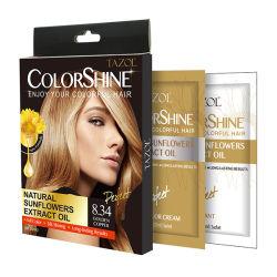Condizionatore sano di colore dei capelli dell'estratto naturale della pianta di Tazol