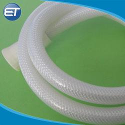 خرطوم رش بخاخ بلاستيكي بلاستيكي ناعم عالي الضغط مع موصل
