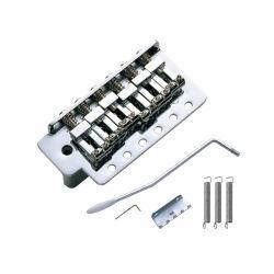 6 chaîne Pont de guitare électrique pour le remplacement de pièces de guitare Strat