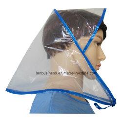 PET Rain Bonnet mit Blue Package Edge