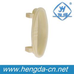 Maniglia di portello di plastica di vendita calda Yh9467 in alta qualità