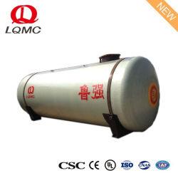 خزان وقود تحت الأرض معتمد من UL مزدوج الطبقات للتخزين