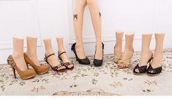 Parte superior de Silicone macio quente pés falsos pés artificiais
