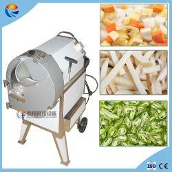 Kommerzielles automatisches Edelstahl-Obst und Gemüse Schneidmaschine und Dicer