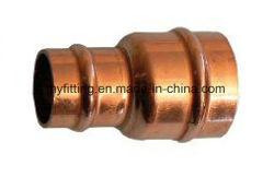 Appuyez sur les raccords à souder en cuivre Bague raccord de réduction de 22mm 15mm