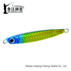 Pesca di Leadfish dell'attrezzatura di pesca Glf-138 la nuova attira la maschera verticale del metallo di pesca