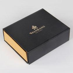 Pliage de papier carton rigide boîte cadeau pour les cosmétiques du vêtement à l'emballage
