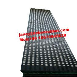 Hochwertiger keramischer Riemenscheiben-Verkleidungs-Gummilieferant