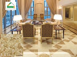 مواد البناء الأرضية المصقولة بالكامل تجانب الأرضية (600X600 مم، 800X800 مم)
