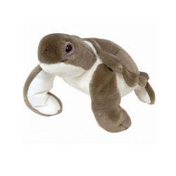 Tartaruga Marinha Grande nova almofada de cama com enchimento de cordões de plástico