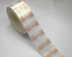 Contrassegno elettronico di /Am Label/UHF Sticker/NFC Tag/RFID del contrassegno di alta qualità rf