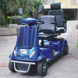 E-VのライダーのRoyale 800Wの電力の椅子の移動性のスクーター(DL24800-4)
