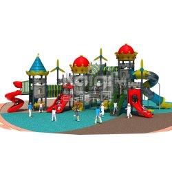 Openlucht Speelplaats van de Reeks van het Kasteel voor de Parken van Kinderen met Uitstekende kwaliteit