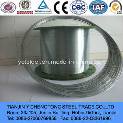 Green PVC Coated Steel Wire Available Many Colors