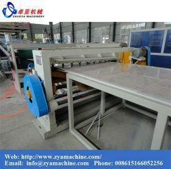 Le transfert de chaleur de l'impression du panneau de marbre en PVC de machines de l'extrudeuse