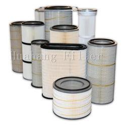 Filtre à air industriel à collecteur de poussière pour l'industrie de la cartouche pré hepa Donaldson Fabricant de cartouches P191280/P191281