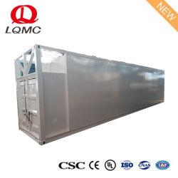 40FT Portable conteneurisé de stockage en vrac de l'autonomie du réservoir de carburant diesel Bunded