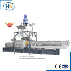 HS tse-95 van Nanjing de Machine van de Granulator om Plastic Korrel te maken