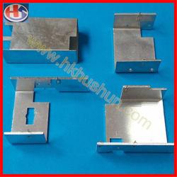 Производитель металлическую деталь штамповки ребра охлаждения (HS-AH-0010)