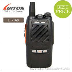 Ordinateur de poche Luiton Interphone LT-168 avec 5 watts de puissance de sortie