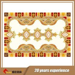 O novo tapete de mosaico de cristal de chegada com 600x600mm na Índia (BDJ601050B-1)