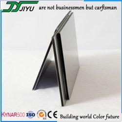 Matériau décoratif mural panneau composite aluminium utilisation bâtiment extérieur