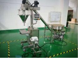 Semi-automático do preço da máquina de enchimento de pó de toner