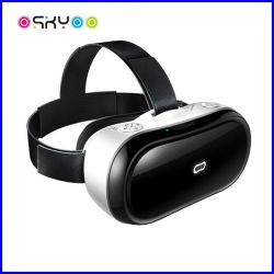 2016 высокое качество Vr Box Virtual Reality Google Cardboard 3D Video Glasses