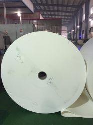Document de base revêtu de PE étanche pour le papier de pâte de bois de la Coupe du