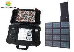 90W Kit chargeur solaire militaire (SP-090K)