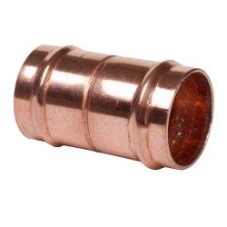 Kupferner Presse-Befestigungs-Lötmittel-Ring-Koppler 15mm für kupfernes Rohrleitung-System