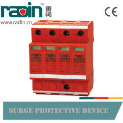 Приспособление защиты от перенапряжения электропитания серии Sp2 крытое, 5ka-40ka