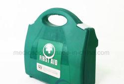 Caixa de Ferramentas Plástica Universal Easy-Carry portátil utilizado como caixa de primeiros socorros