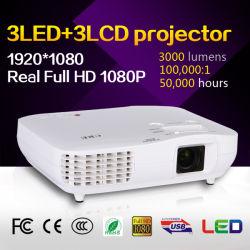 De digitale Mini3LED 3 LCD Projector van het Huis