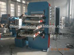 Gummiziegelstein-Presse-Maschinen-Gummipuder-aufbereitende Maschine