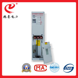 Sdc15-12 SF6 전체 가스 절연 소형 개폐기 링 메인 유닛 변압기 변전소용 중전압(RMU