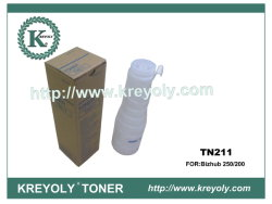 MINOLTA TN-211 тонер для системы печати bizhub 250/200/222/282