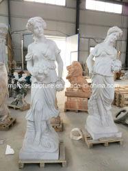 Hoogwaardig Western Carving Marble Statue (SY-MS110)