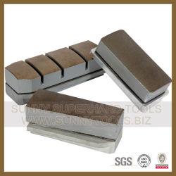 Het oppoetsen van Schurend Hulpmiddel van de Baksteen van Fickert van het Been van het Metaal van de Diamant voor het Oppoetsen van het Graniet