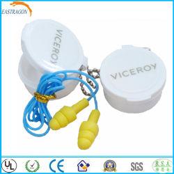 Штепсельные вилки уха модели кремния безопасности заплывания
