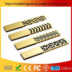 تصميم تقليدي بسيط محرك أقراص USB محمول/نافذة زهرة ذاكرة USB